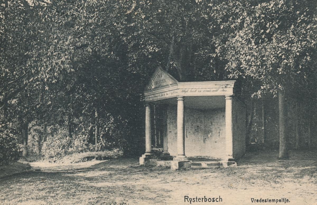 HWG Rijs_Vredestempeljte 3 uit archief gemeente GS